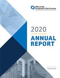 Annual Report 2020 Cover Image