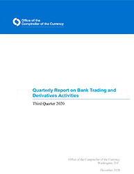 Quarterly Report on Bank Derivatives Activities: Q3 2020